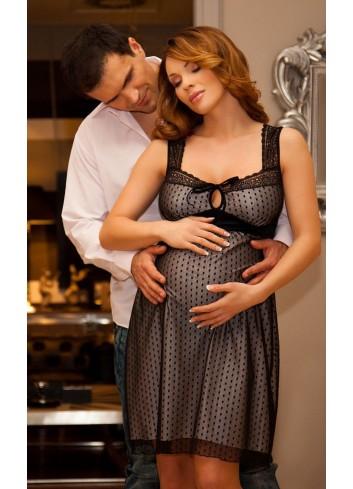 Nočná košieľka na dojčenie Letizia